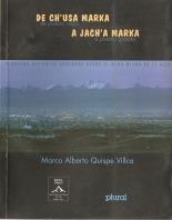 Resultado de imagen para de chusa marka a jacha marka