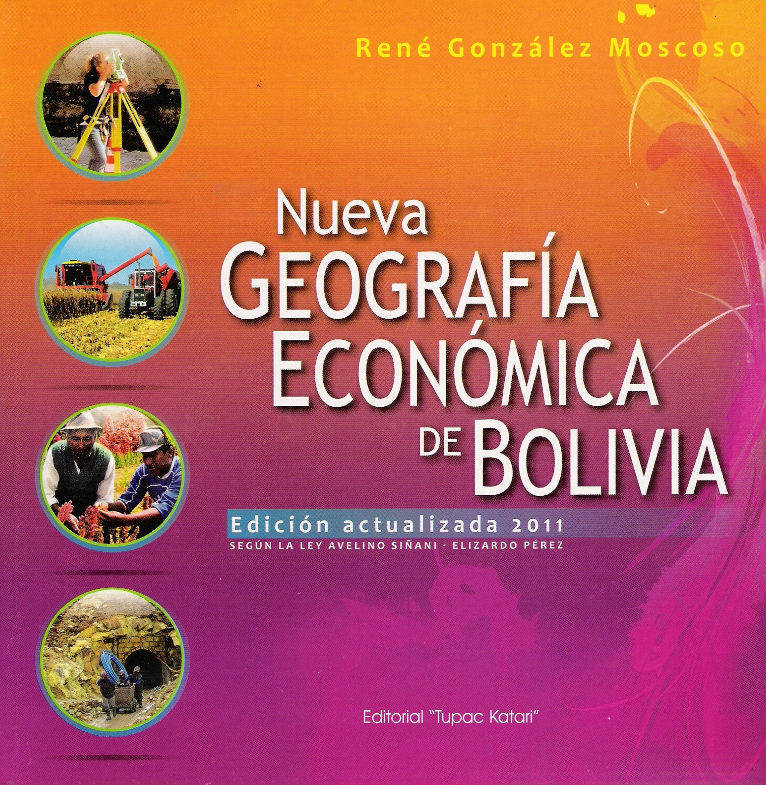 Nueva geografia economica GONZALESLibrera Papelera y Editorial