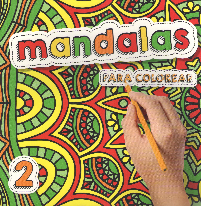 Mandalas p/Colorear 2 SALDANALibrería, Papelería y Editorial Gisbert ...